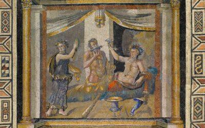 Nemo Saltat Sobrius: Dancing in Ancient Rome