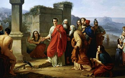 Spoken Latin — Cicero searches for the tomb of Archimedes