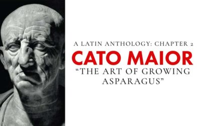Chapter 2 – Cato Maior: The Art Of Growing Asparagus