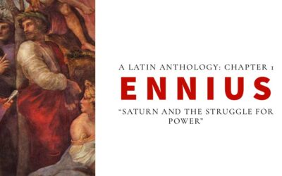 Chapter 1 – Ennius: Saturn and the Struggle forPower