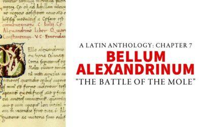 Chapter 7 – Bellum Alexandrinum: The Battle Of TheMole