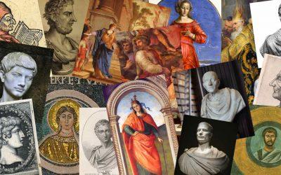 List of Roman Authors