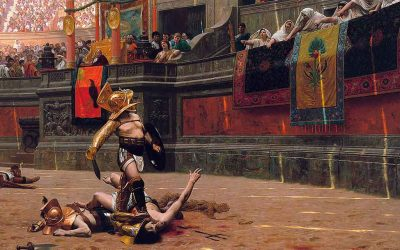 Latin Book Club — What Did Cicero Think About Gladiator Games?