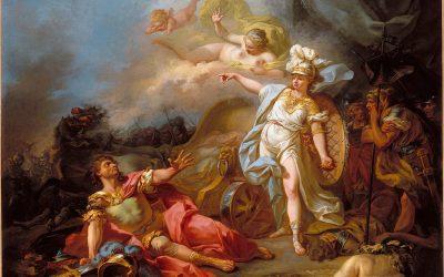 Invita Minerva: Going Against a Goddess