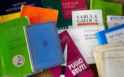 Which are the Best Books for Learning Latin?