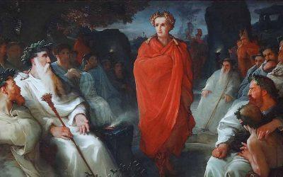Latin Book Club — Julius Caesar And The Druids