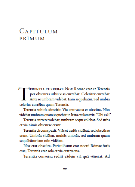 Preview image of Pugio Bruti — A Crime Story in Easy Latin